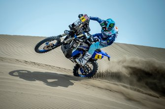 #4 Yamaha Official Rally Team: Adrien van Beveren