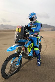 #12 Moto Racing Group: Juan Pedrero Garcia