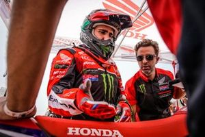 #2 Monster Energy Honda Team Honda: Paulo Goncalves