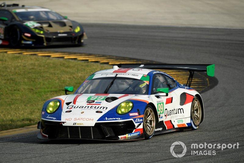 41. GTD: Юрген Херинг, Свен Мюллер, Клаус Бахлер, NGT Motorsport, Porsche 911 GT3 R (№99)