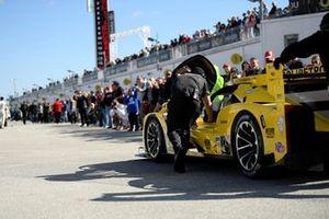#84 JDC-Miller Motorsports Cadillac DPi, DPi: Simon Trummer, Stephen Simpson, Chris Miller, Juan Piedrahita