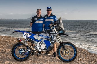 Родни Фагготтер, Yamalube Yamaha Official Rally Team, Yamaha WR450F (№44)