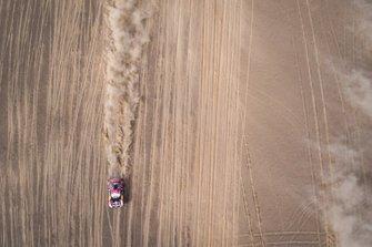 Стефан Петерансель и Давид Кастера, X-raid MINI JCW Rally Team, MINI JCW Buggy (№304)