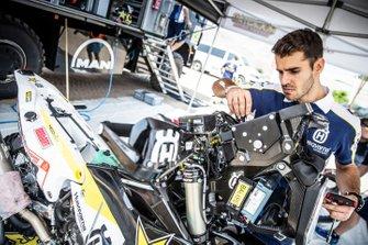 Эндрю Шорт, Rockstar Energy Husqvarna Factory Racing, Husqvarna FR 450 Rally (№29)
