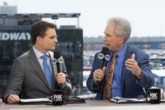 Jeff Gordon und Darrell Waltrip