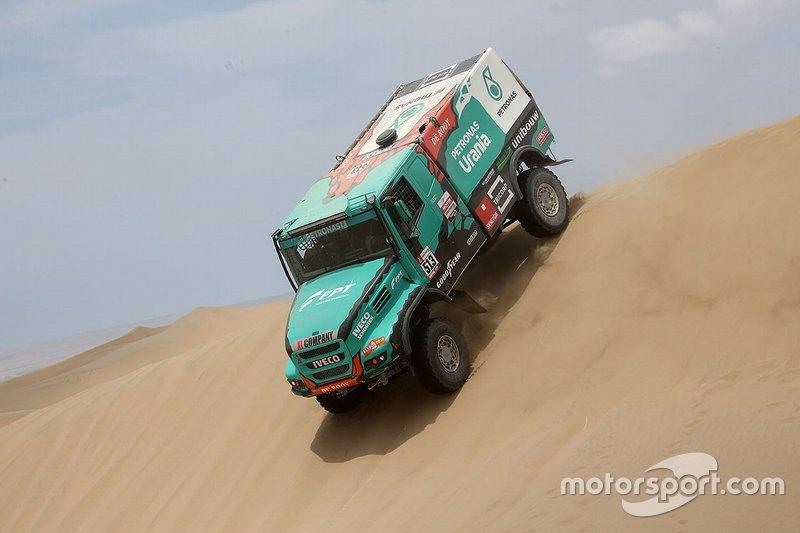#513 Team De Rooy Iveco: Маурік ван ден Гьовель, Матейн ван Рой