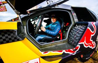Себастьен Леб, Peugeot 3008DKR