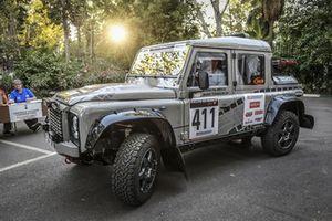 #411 Bowler Motorsport: Brian Palmer, Mark Townson