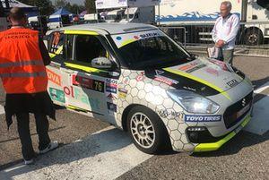Simone Goldoni, Flavio garella, Suzuki Swift R1