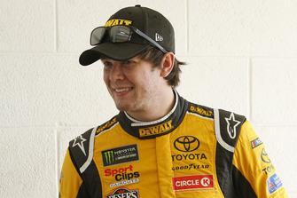 Erik Jones, Joe Gibbs Racing, Toyota Camry DeWaltx
