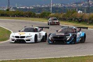 Galip Atar, BMW Z4 GT3, Borusan Otomotiv Motorsport, Hakan Mete Kutay, BMW Z4 GT3, Borusan Otomotiv Motorsport