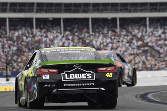 Jimmie Johnson, Hendrick Motorsports, Chevrolet Camaro Lowe's for Pros