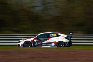 Henry Ho, Eurico De Jesus, MacPro Racing, Honda Civic Type R TCR