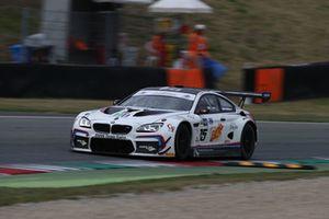 BMW M6-GT3 #15, BMW Team Italia: Comandini-Cerqui