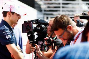Esteban Ocon, Force India, en interview
