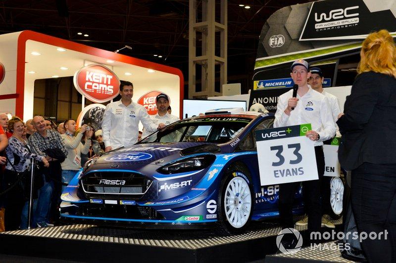 WRC-Präsentation 2019
