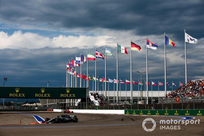 Szerkesztői TOP-30 - Orosz Nagydíj - F1 2018