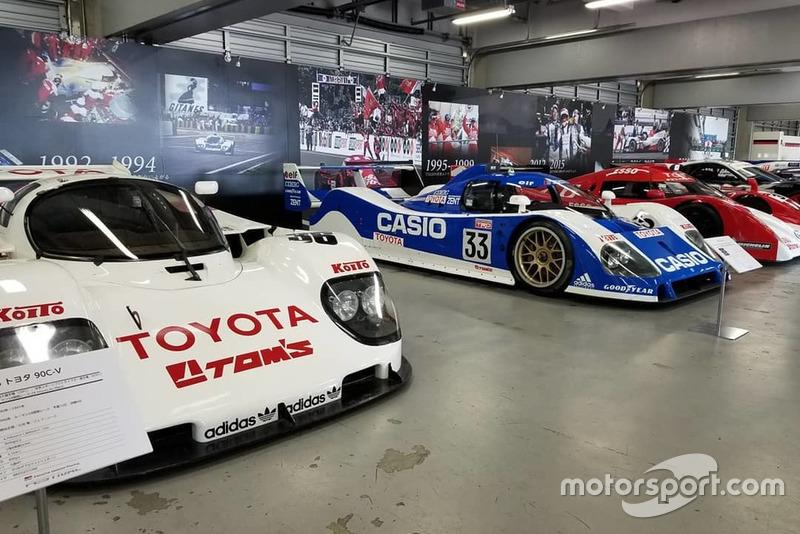 Toyota 90C-V, Toyota TS010, Toyota GT-ONE