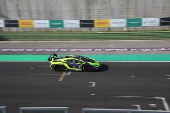 Lamborghini Huracan Super Trofeo Evo #2, Leipert Motorsport: Jean Louis, Pavel Lefterov