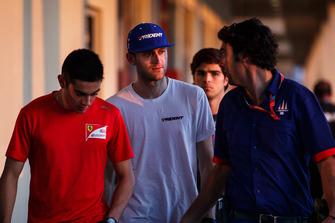 Giuliano Alesi, Trident, Ryan Tveter, Trident