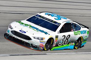 David Ragan, Front Row Motorsports, Ford Fusion Earthwater