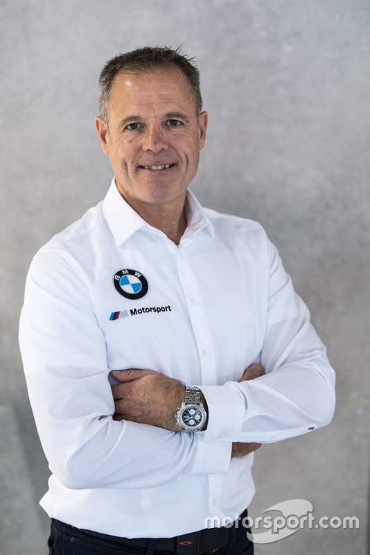 Shaun Muir, director del equipo BMW Motorrad WorldSBK Team