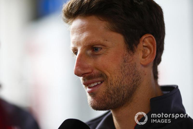 Bestätigt als Coyne-Neuzugang 2021: Romain Grosjean (Frankreich) *