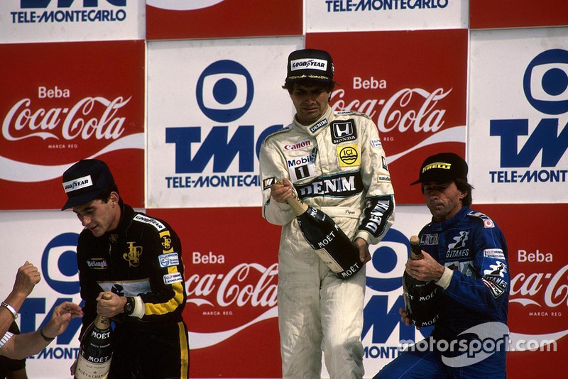 1986: Nelson Piquet, Williams - (Jacarepaguá)