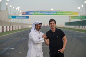 Maverick Viñales, Qatar Motorsports Academy