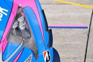 #6 Lexus Team LeMans Lexus LC500 detail