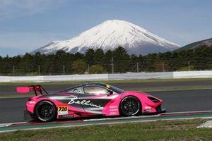#720 McLaren Customer Racing Japan McLaren 720S GT3: Seiji Ara, Alex Palou