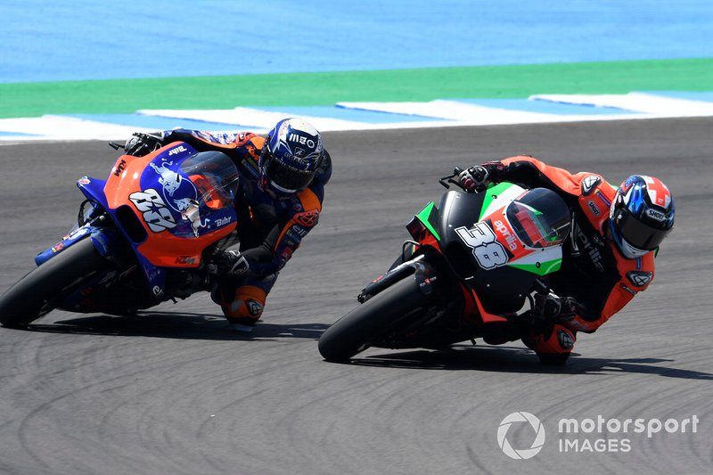 Bradley Smith, Miguel Oliveira