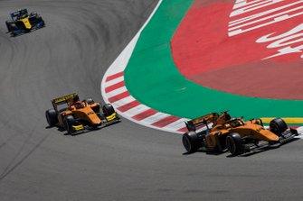 Дориан Бокколаччи, Campos Racing, и Джек Эйткен, Campos Racing