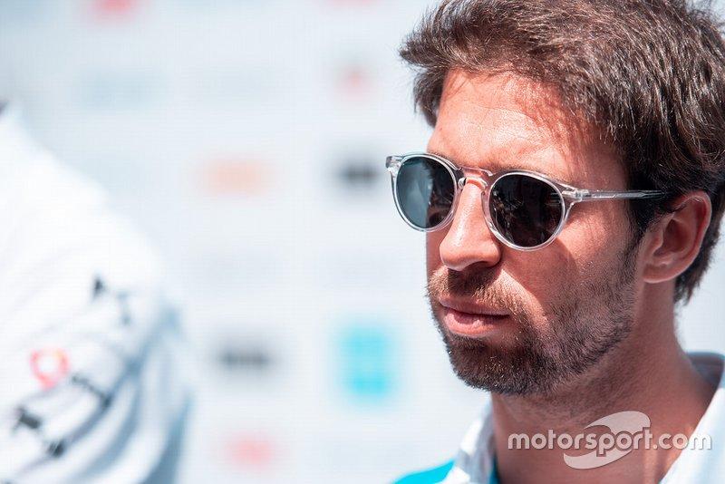 Antonio Felix da Costa, BMW I Andretti Motorsports, parla con la stampa