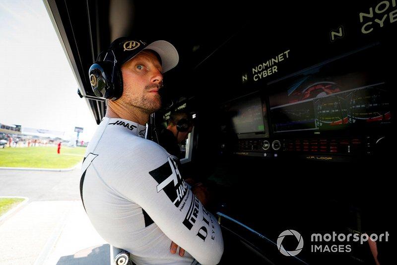 Otra decepción para el piloto de la casa, que vive una mala época y se queja mucho del equipo desde el año pasado. Steiner dijo que la carrera de Francia fue la peor en la historia de Haas.