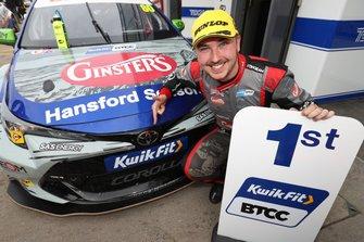 Ganador, Tom Ingram, Speedworks Motorsport Toyota Corolla