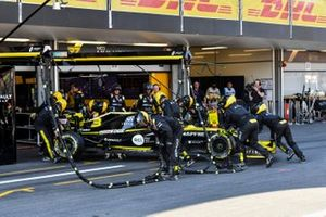 Opgave Daniel Ricciardo, Renault R.S.19
