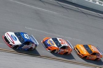 Ryan Preece, JTG Daugherty Racing, Chevrolet Camaro Kroger Chris Buescher, JTG Daugherty Racing, Chevrolet Camaro Tide Pods