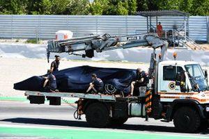 Wagen van Dan Ticktum, Red Bull Racing