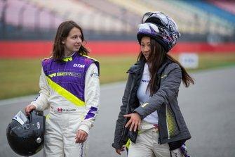 Megan Gilkes, and Miki Koyama