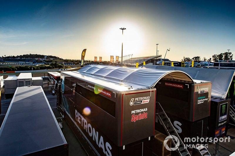 Petronas SIC racing truck