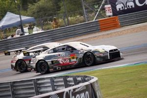 #10 Gainer Nissan GT-R: Kazuki Hoshino, Keishi Ishikawa