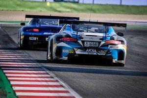 #90 Akka ASP Team Mercedes-AMG GT3: Timur Bogulavskiy, Fabian Schiller