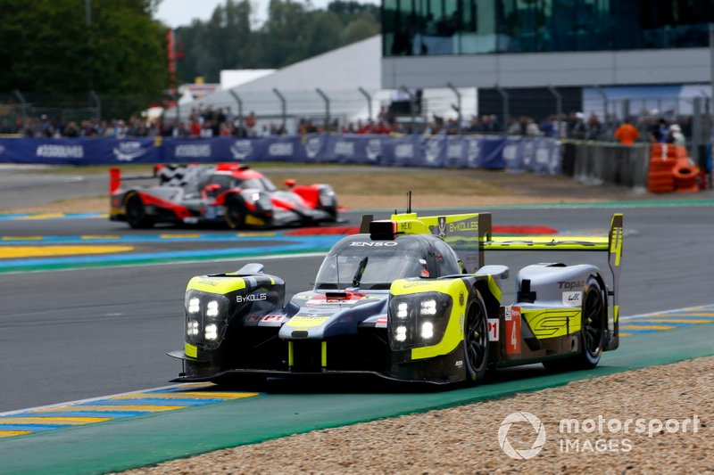 #4 ByKolles Racing Team Enso CLM P1/01: Oliver Webb, Tom Dillmann, Paolo Ruberti