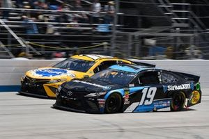Martin Truex Jr., Joe Gibbs Racing, Toyota Camry Sirius XM and Kyle Busch, Joe Gibbs Racing, Toyota Camry Pedigree