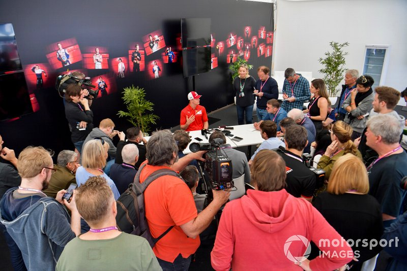 Mick Schumacher, piloto de desarrollo de Ferrari