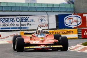 Джоди Шектер, Ferrari 312T4