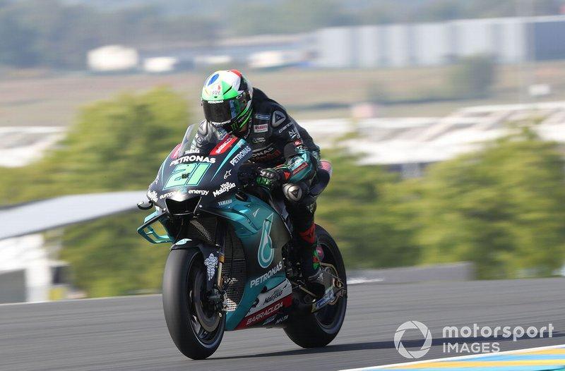#21 Franco Morbidelli, Petronas Yamaha SRT, confirmado para 2020