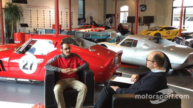 Interview with Fredy Lienhard junior, CEO of autobau erlebniswelt - Part 1