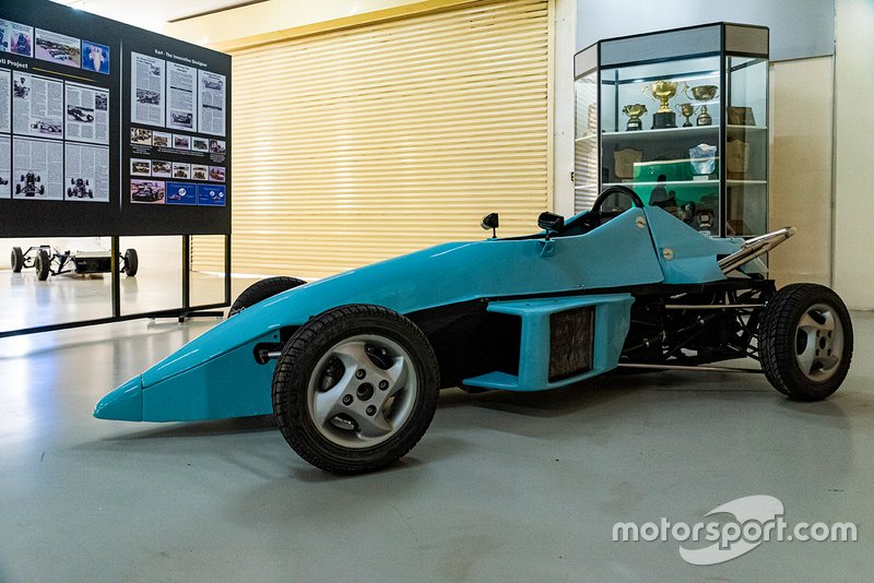 FISSME Formula India Single Seater Maruti Engine made by Kari